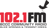 8CCC Community Radio logo