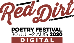 Red Dirt Poetry Festival Logo