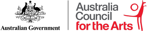Australia Council for the Arts logo